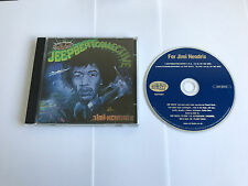 Jeep Beat Collective - For Jimi Hendrix (CD 2005)