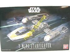 Bandai  STAR WARS  1/72  Y-WING STARFIGHTER   BTL-A4 Attack Starfighter Kit