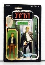 Star Wars Vintage Han Solo Bespin 65 back 1983 Return of the Jedi MOC