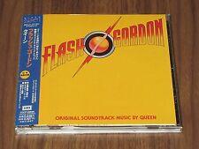 PROMO issue! QUEEN Japan pic CD Freddie Mercury OBI more listed FLASH GORDON OST