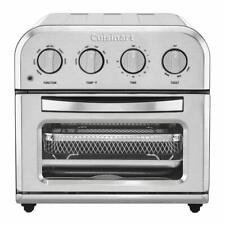 Cuisinart TOA-28 Compact AirFryer Toaster Oven - (Silver)