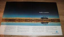 VW Golf Cabrio-apenas una sensación-Revista Original anuncio de coche