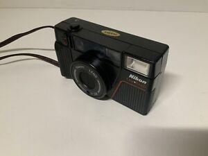 Nikon 'One Touch' L35AF2 Film Camera - Working