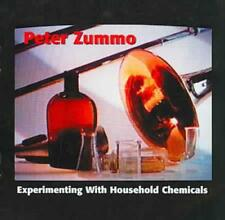 PETER ZUMMO - PETER ZUMMO: EXPERIMENTING WITH HOUSEHOLD CHEMICALS NEW CD