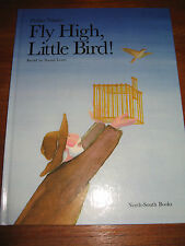 E708)ALTES KINDERBUCH FLY HIGH LITTLE BIRD! PIRKKO VAINIO ENGLISCHE SPRACHE 1990