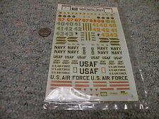 Microscale  decals 1/48 48-53 USAF USN Aggressors F-5E   UUU