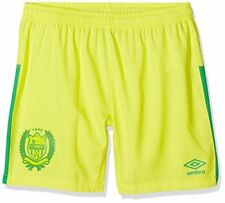 Domicile de football jaune Umbro