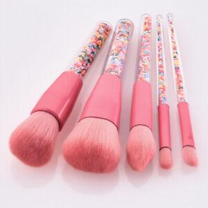 Kabuki Make up Brushes Set Eye Shadow Foundation Blush Brushes Face Powder