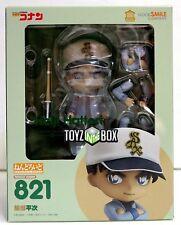 "In STOCK Good Smile Detective Conan ""Heiji Hattori"" 821 Nendoroid Action Figure"
