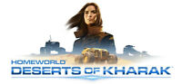 HOMEWORLD DESERTS OF KHARAK STEAM key