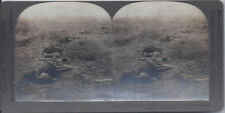 1920s KEYSTONE STEREOVIEW WORLD WAR 1 DEAD SCOTISH HIGHLANDERS? FLANDERS FIELD
