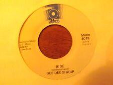 DEE DEE SHARP 45 RIDE/MASHED POTATO TIME US ABKCO 4018