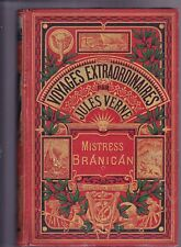 Mistress Branican-(2 parts in one volume)-In French-Paris: Collection Hetzel