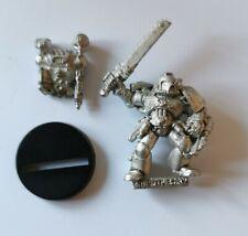 Warhammer 40k Space Marine Apothecary Metal OOP 1998