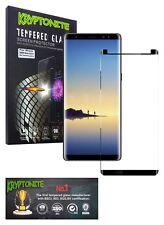 KRYPTONITE Protector de Pantalla de Vidrio Templado para Galaxy Note 8