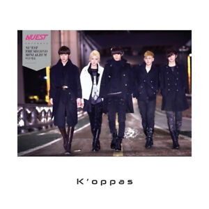 NU'EST 2nd Mini Album Hello CD + Photobook Kpop Idol Korean Music