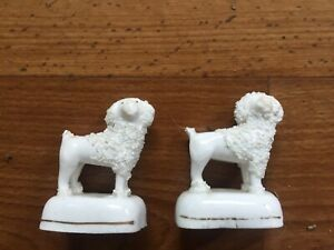 Pair of Vintage Staffordshire Dogs