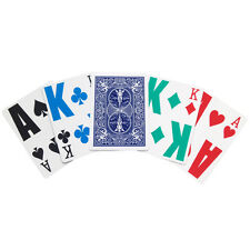 Low Vision Playing Cards - Standard Size Poker Cards