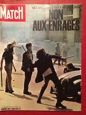 Paris Match 06/06/70 Guerilla au Quartier Latin Jane Fonda Hitler Dani Japon