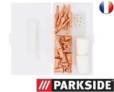 PARKSIDE  Set de buses et d'électrodes découpeur plasma PPS 40 A1 / PPS 40 B2