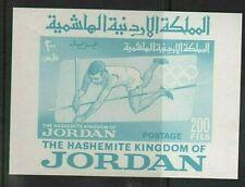 WORLDWIDE  OLYMPICS  1964 JORDAN   SOUVENIR LIST, LOT  #  11B