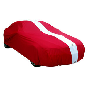 Autotecnica Show Car Cover for Holden VT VX VY VZ VE VF HSV Clubsport GTS Red