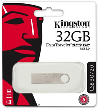 Kingston DataTraveler DTSE9 G2 USB 3.0 Flash Drive 16GB 32GB 64GB 128GB lot
