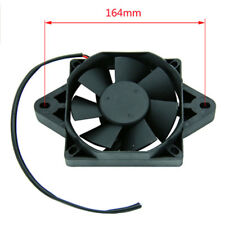 12V Radiator Cooling Fan For 200 250 cc Chinese ATV Quad Go Kart Buggy Dirt Bike