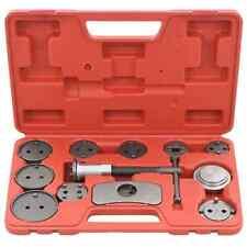 vidaXL Disc Brake Caliper Wind Back Tool Kit 12 Pieces Mechanical Tool Set