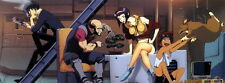 """ken 023 Cowboy Bebop - Spike Jet Fight Japan Anime 38""""x14"""" Poster"""