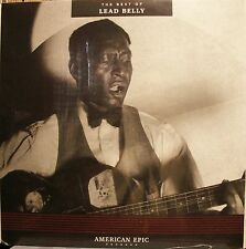 American Epic: The Best Of Lead Belly LP Record 2017 Third Man Records NEW!