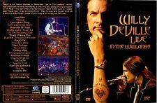 DVD / DTS  Willy DeVille ‎– Live In The Lowlands Time: 118 mins approx.