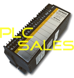 GE FANUC IC660BBS103     Genius DC Isolated Digital In/Out Module