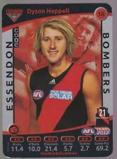 2012 Teamcoach Silver Code Card - Dyson Heppell