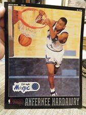 HOOP Print---ANFERNEE HARDAWAY Boston Celtics vs. Orlando Magic  Nov. 10, 1995