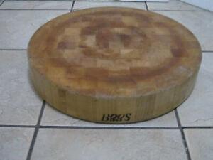 John Boos BoosBlock Maple Wood Cutting Board