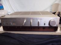 Technics SU-V9 Stereo Premain Amplifier Made in 1981