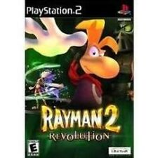 Rayman 2: Revolution (Sony PlayStation 2, 2001) Ps2 Disc Only Tested
