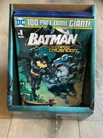 Batman The Caped Crusader #1 Comic Book 100 Page Giant Target Exclusive Unread