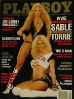 Playboy March 2004 | Sable Torrie WWE Sandra Hubby   #3265+