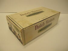 Vintage Dutch Masters Belvedere 50 Cigar Box-RARE Secaucus NJ