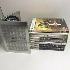Microsoft Xbox 360 Game Bundle (x10 Games Inc Steelbook)