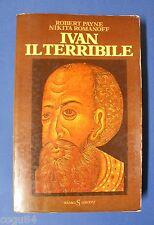 Ivan Il terribile - Autori Vari -  Prima Edizione Sugar 1981 - Biografie
