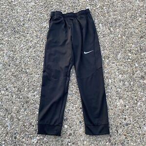 Youth Nike Dri Fit Jogger Pants Sz Xl Good Condition Black