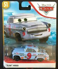"""CARS 3 - """"SLIM"""" HOOD -  Mattel Disney Pixar"""
