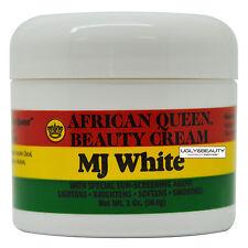 African Queen Beauty Cream MJ White 2 Oz / 56.6 g