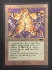 MTG magic *THE RACK* Antiquities Artifact Uncommon English