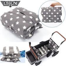 Keenz - Wagon Moov Joy Two-sided Soft Mat Cushion 100 Cotton Fabric Waterproof