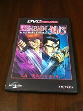 KENSHIN EL GUERRERO SAMURAI LA PELICULA - DVD - SELECTA VISION - 90 MIN
