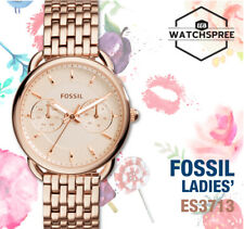 Fossil Tailor Multifunction Ladies' Stainless Steel Watch ES3713